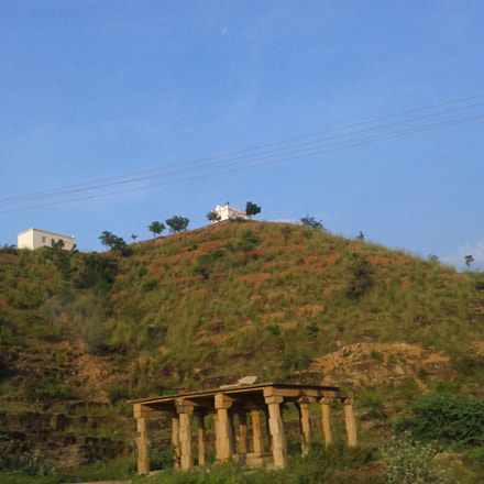 Hill Top Temple with, Samsung Galaxy Ace Duos