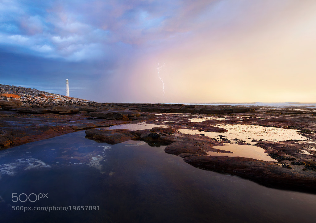 Photograph Lightning by Juan Wernecke on 500px