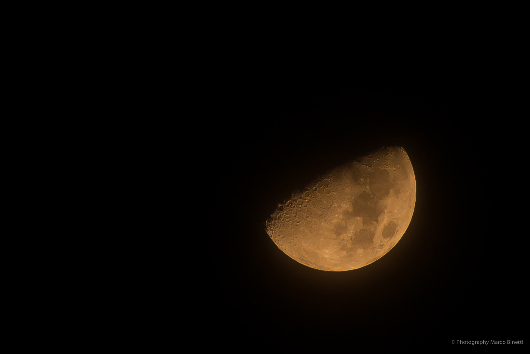 Photograph The dark side of the moon by Marco Binetti on 500px