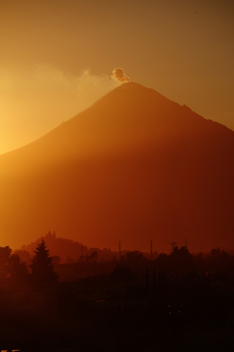 Photograph Volcano at sunset by Cristobal Garciaferro Rubio on 500px
