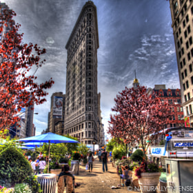 The Flatiron Building by Kevin Richardson (Naturally_Intense_Photography)) on 500px.com