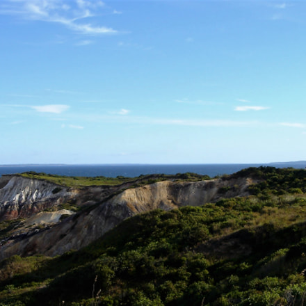 aquinnah lighthouse, Sony DSC-M1