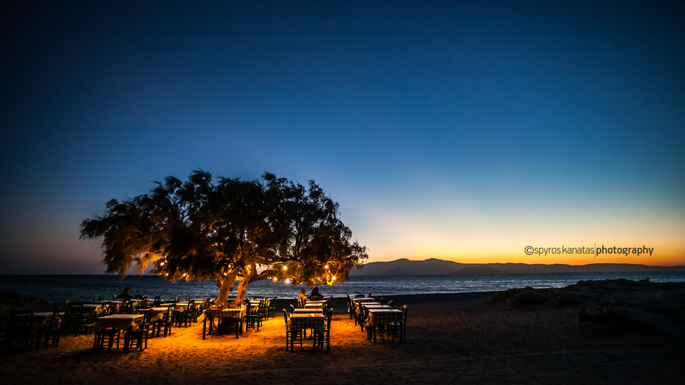 Photograph The Greek tavern. by spyros kanatas on 500px