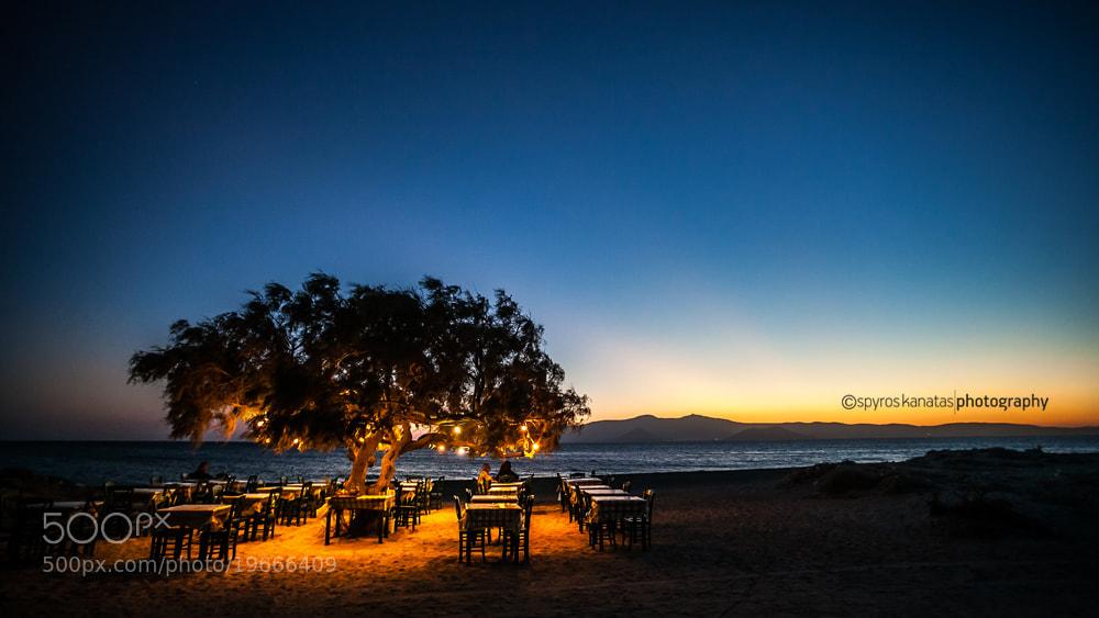 Photograph The Greek tavern. by spyros kanatas on 500px