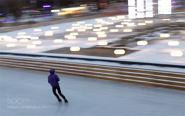 Photograph on ice by Sandra Maldonado on 500px