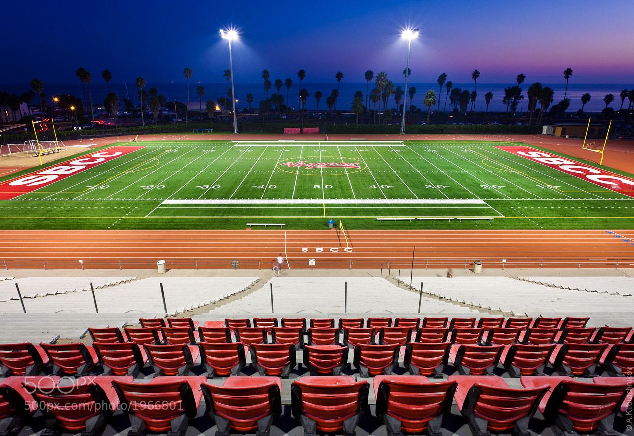 Photograph La Playa Stadium by Alex Kay on 500px