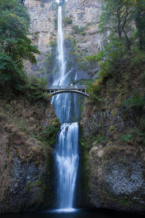Photograph Multnomah Falls by Wolfgang Wörndl on 500px