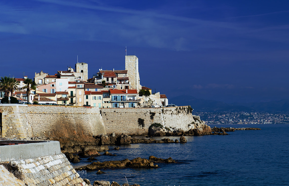Photograph Antibes, French Riviera by Gilles_M  on 500px