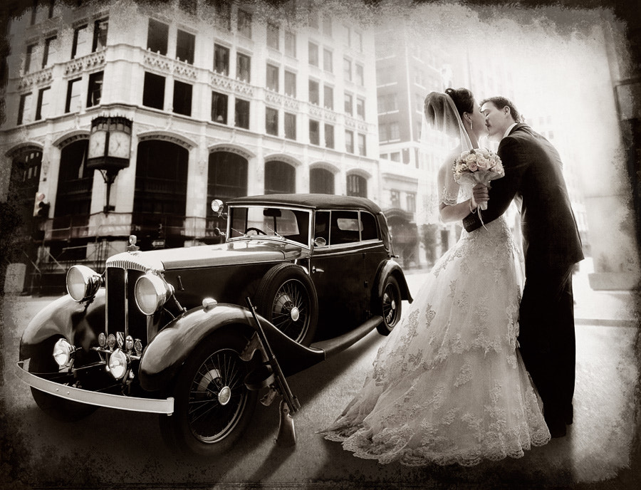 Photograph gangster wedding by Dmitry Laudin on 500px