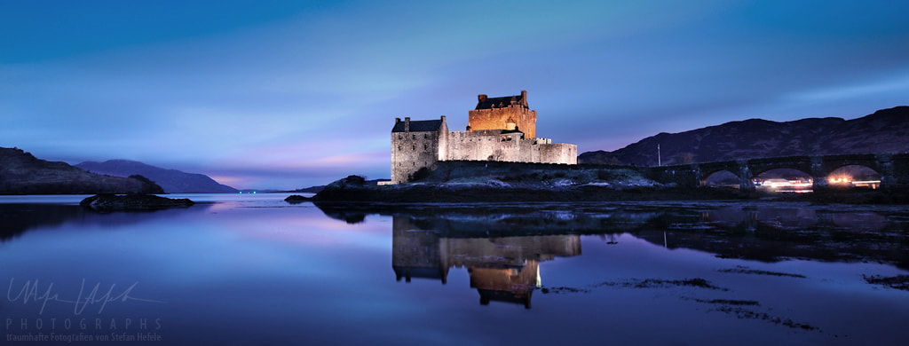 Photograph Eilean Donan Castle by Stefan Hefele on 500px