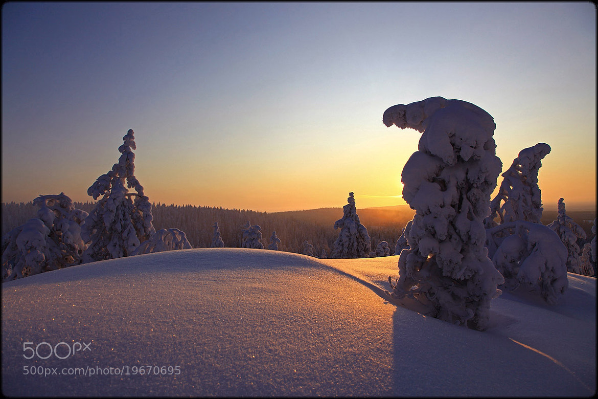 Photograph Finnish wilderness ... by Valtteri Mulkahainen on 500px