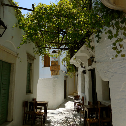Beautiful Naxos, Nikon COOLPIX S6600
