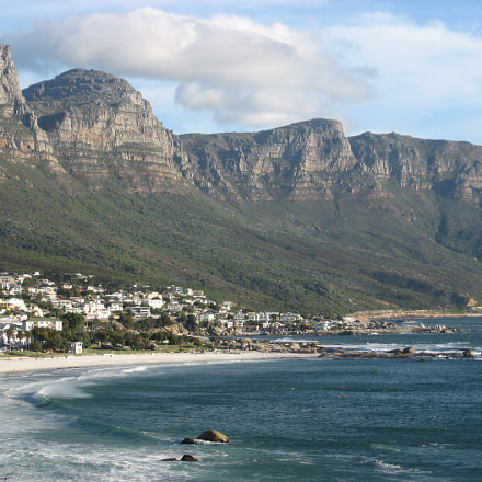 Camps Bay, Canon POWERSHOT A540