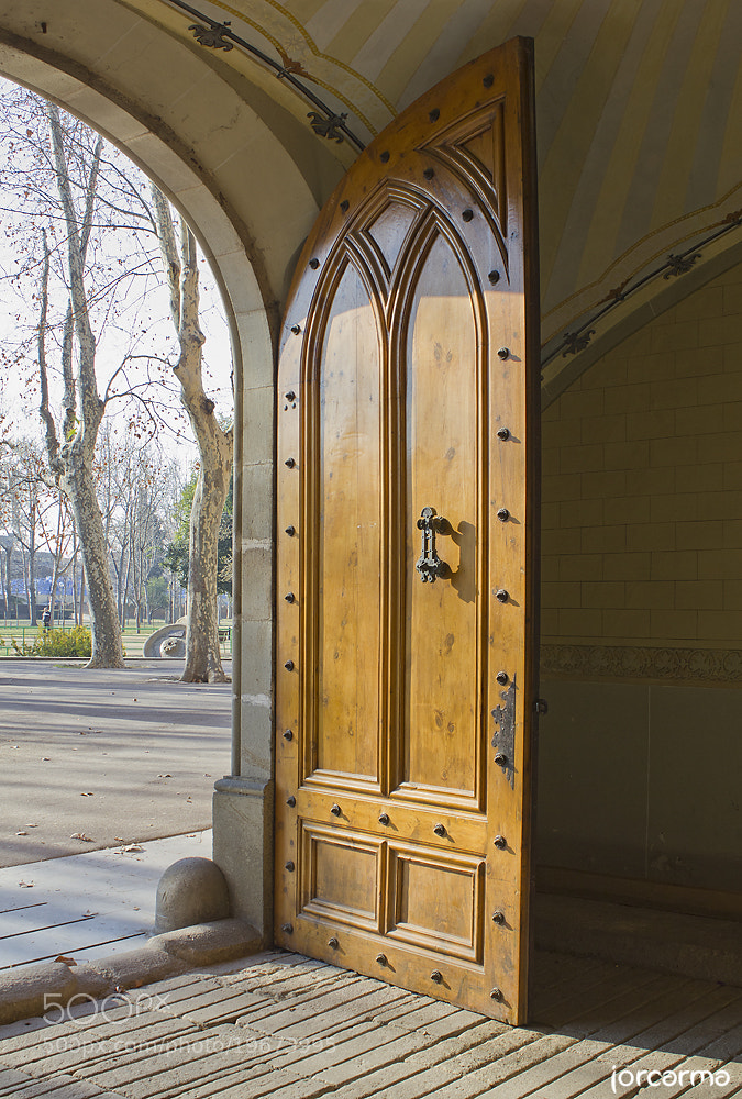 Photograph Palace door by Jordi Carbonell on 500px