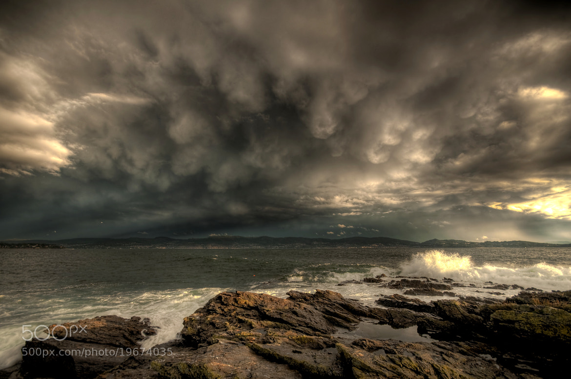 Photograph TORMENTA  by Jose Jesús Sabaris Rico on 500px