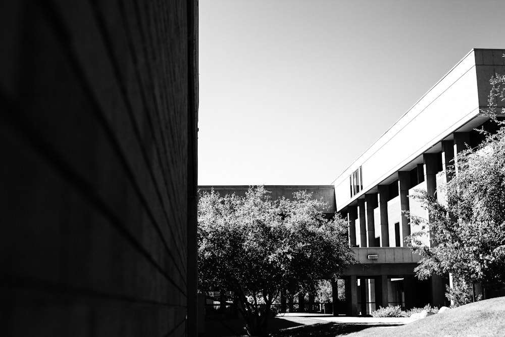 Photograph University Of Utah Architecture Building by TJ Romero on 500px