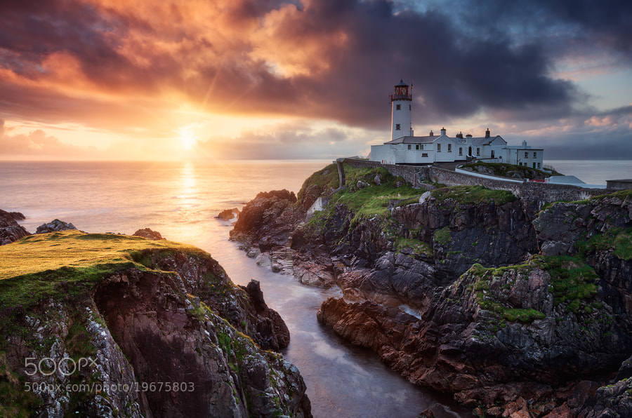 Photograph Fanad Light by Michael  Breitung on 500px