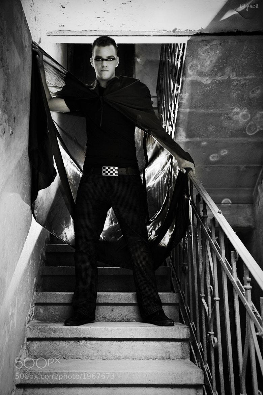 Photograph Suburban superhero 3. by Gabi Lukacs on 500px