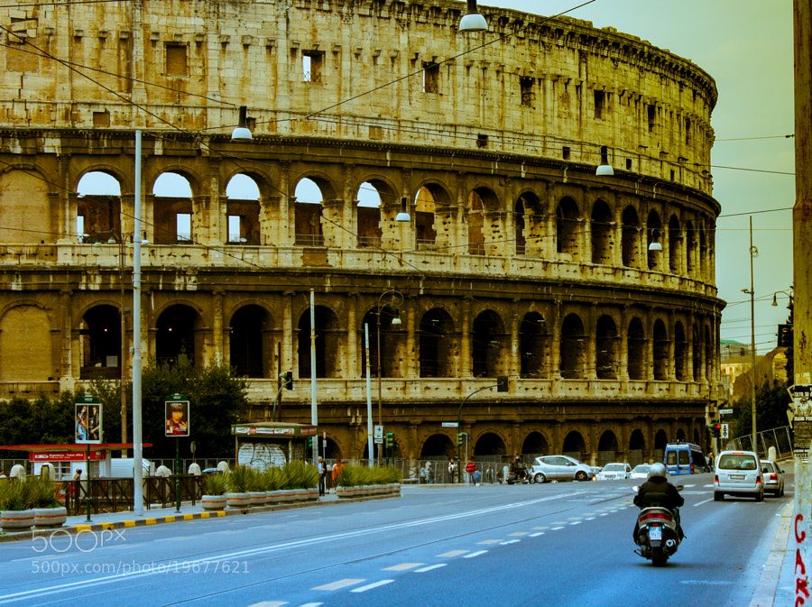 Photograph The Colosseum  by Sohail Fazluddin on 500px