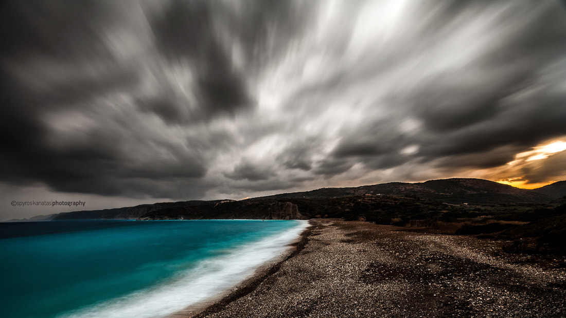 Photograph paleopolis beach. by spyros kanatas on 500px