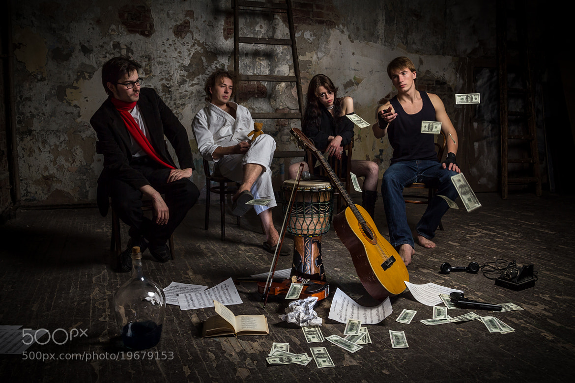 Photograph MusBand by Alexey Kim on 500px