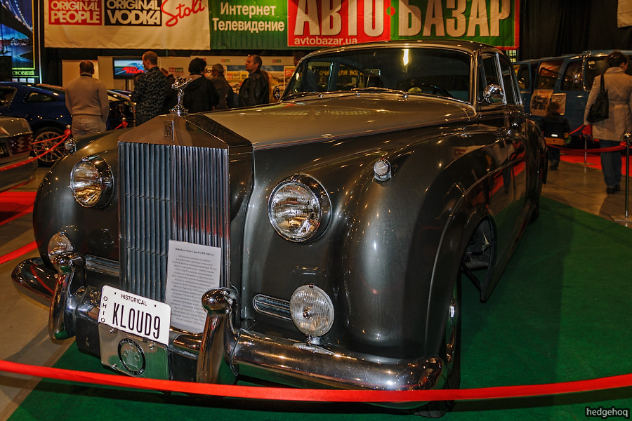 Photograph motor show retro and exotic 22 by Dmitry Stepanov on 500px