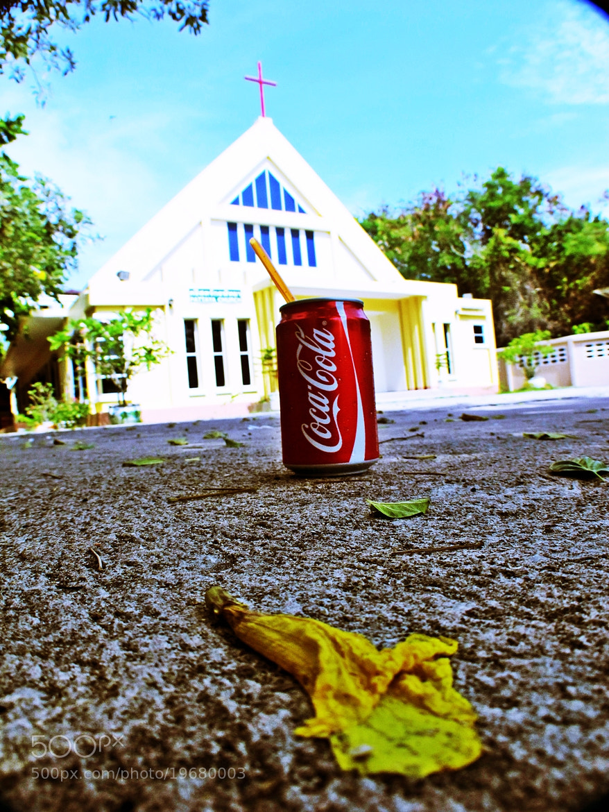 Photograph Cola by Thita Mateo on 500px