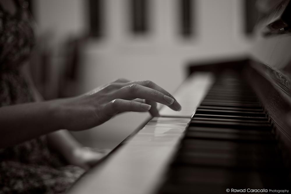 Photograph Piano by Rawad Caracalla on 500px