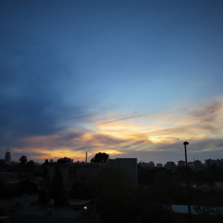 Sunset colors, Canon IXUS 255 HS
