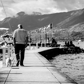 Aix-Les-Bains Harbor by Vincent HEDOU (Trus)) on 500px.com