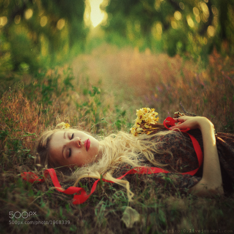 Photograph Sleeping beauty by Anita Anti on 500px