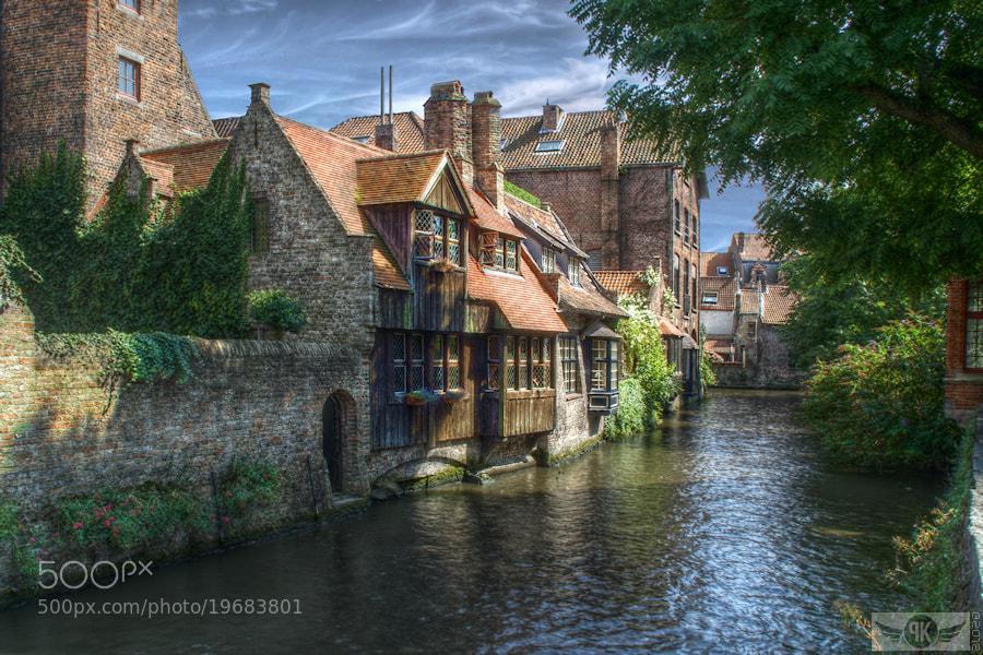 Photograph Bruges by Vincent Ferooz on 500px