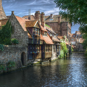 Bruges by Vincent Ferooz (VincentFerooz)) on 500px.com