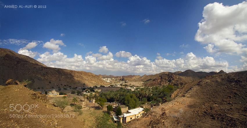 Photograph nakhal2 -oman by AHMED AL-AUFI on 500px