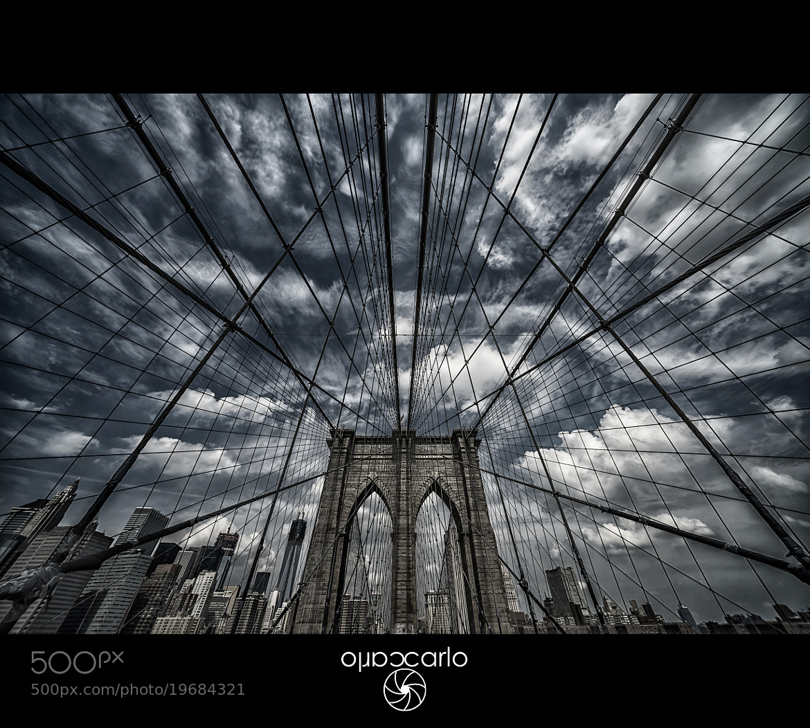 Photograph Manhattan by Carlo Ricci on 500px