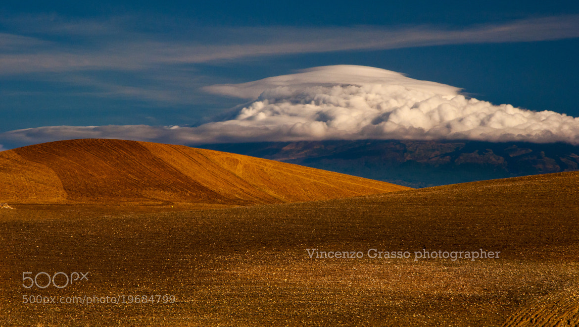 Photograph Clouds on Etna  by Vincenzo Grasso on 500px