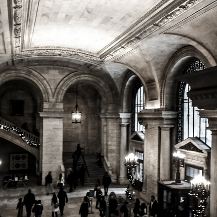 Grand Central, Sony DSC-TX7