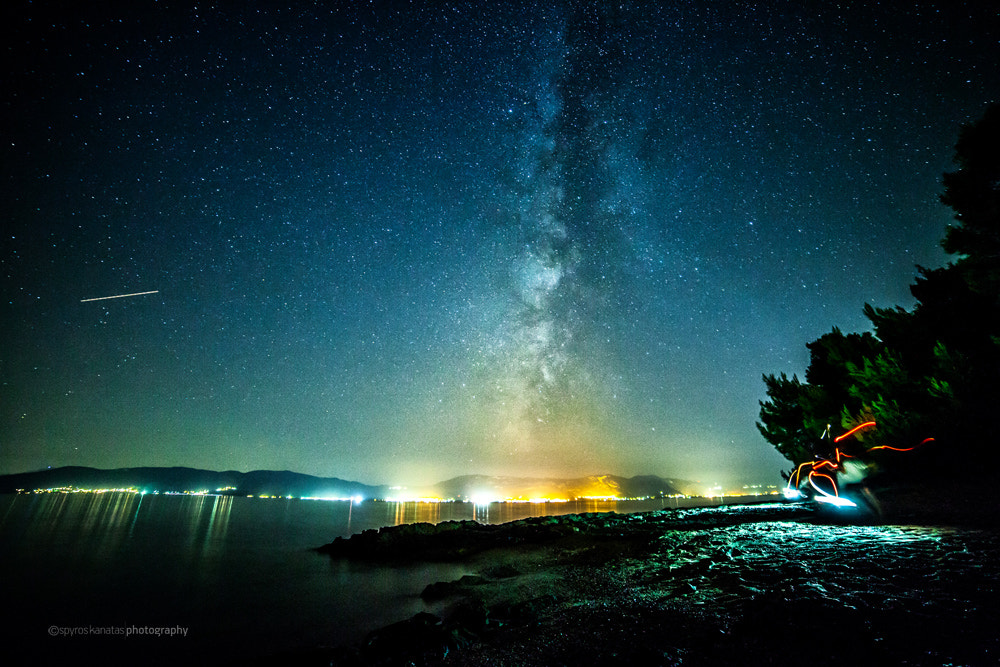 Photograph The dance of ET. by spyros kanatas on 500px