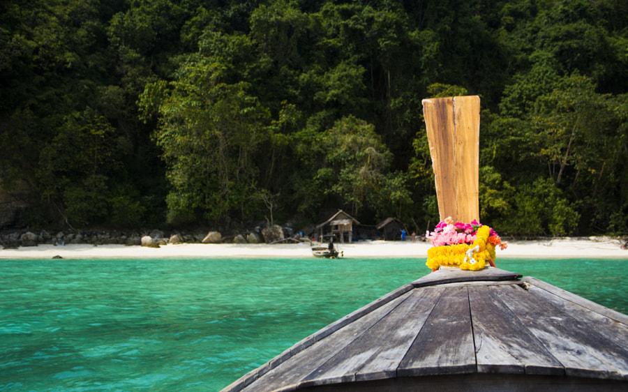 Phi Phi Island by Rachele Pettarelli on 500px.com