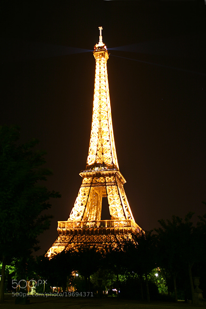 Photograph Paris by night by cauchy sophie on 500px