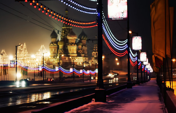 Photograph Lights by Petr Jakovlev on 500px