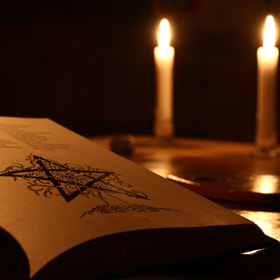 Book of witchcraft by Thomas H. (TOMPIX)) on 500px.com