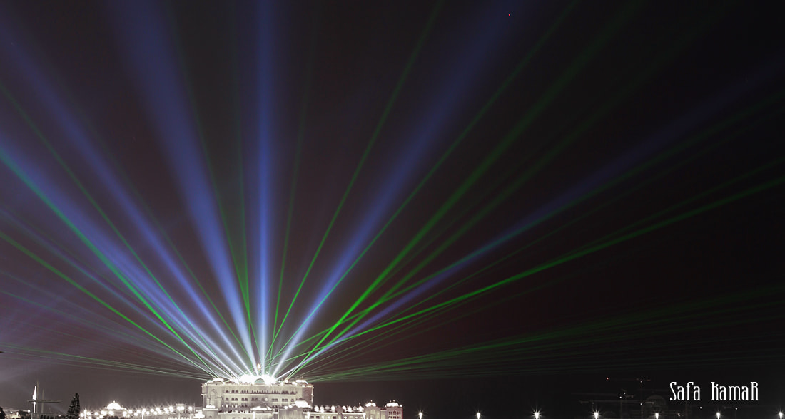 Photograph le laser du palais by safa kamar on 500px