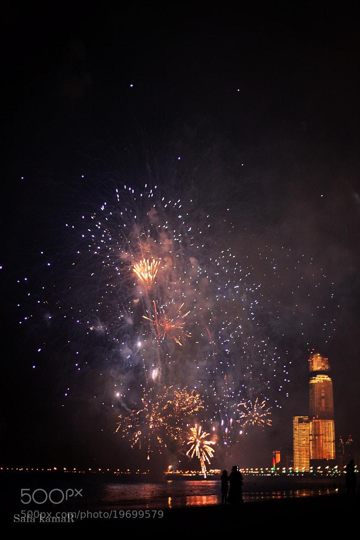Photograph firework by safa kamar on 500px
