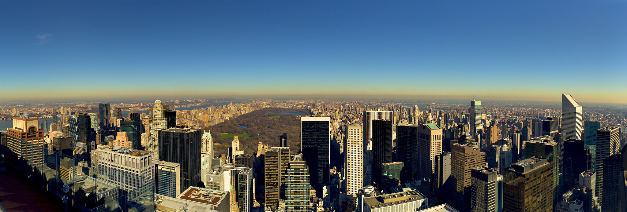 Photograph Top of the Rock by world_image on 500px