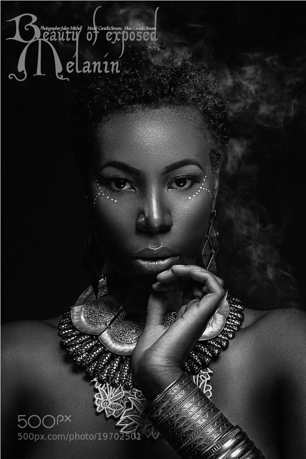 Photograph BeautyofMelanin-CS by KREATIVE DOC on 500px