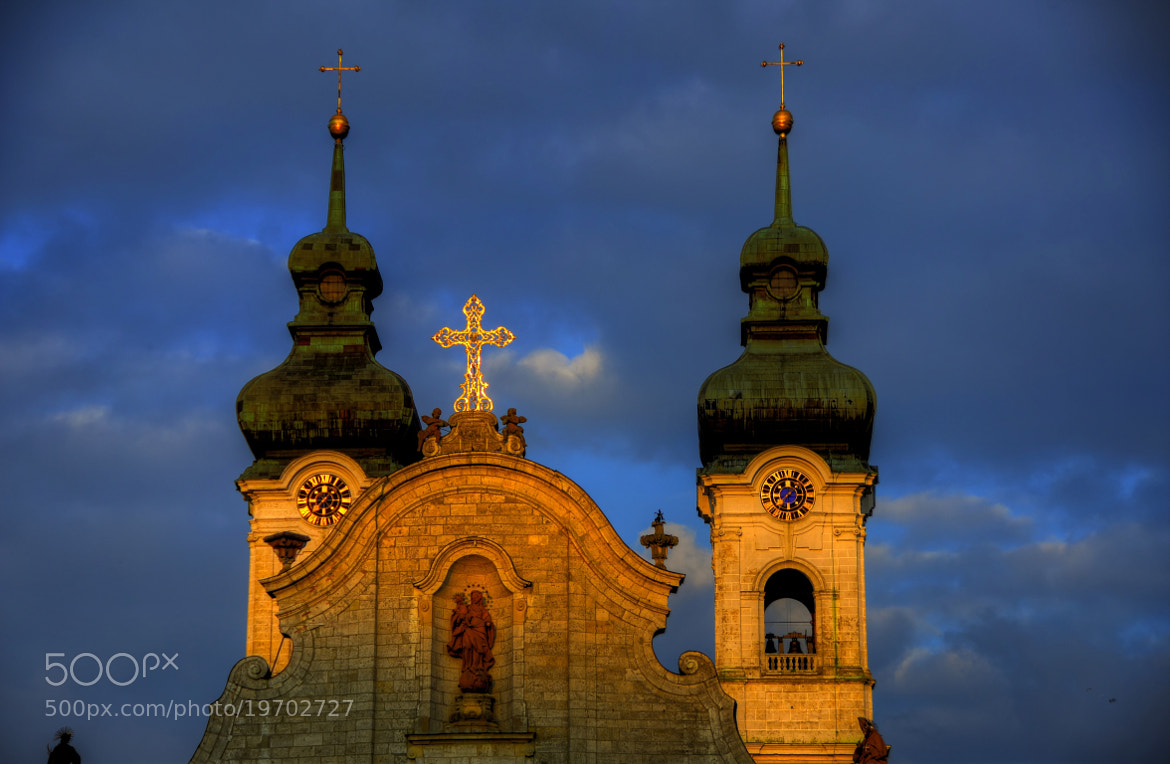 Photograph Kloster Zwiefalten by world_image on 500px