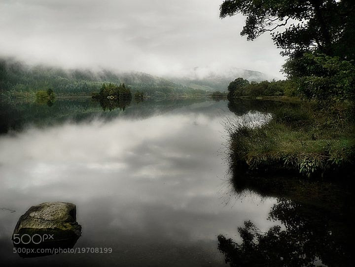 Photograph loch chon by stuart kerr on 500px