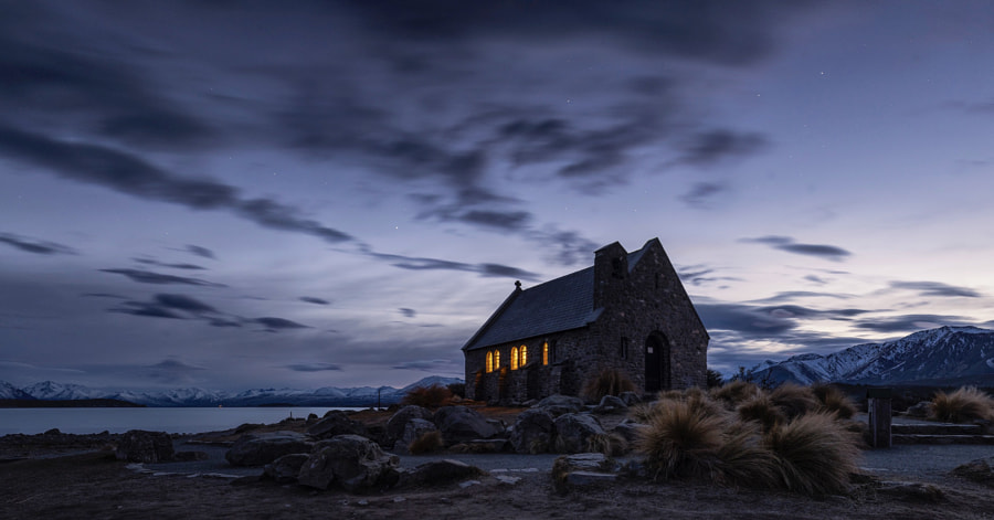 Fading Light by Landscape Photographer Timothy Poulton on 500px.com