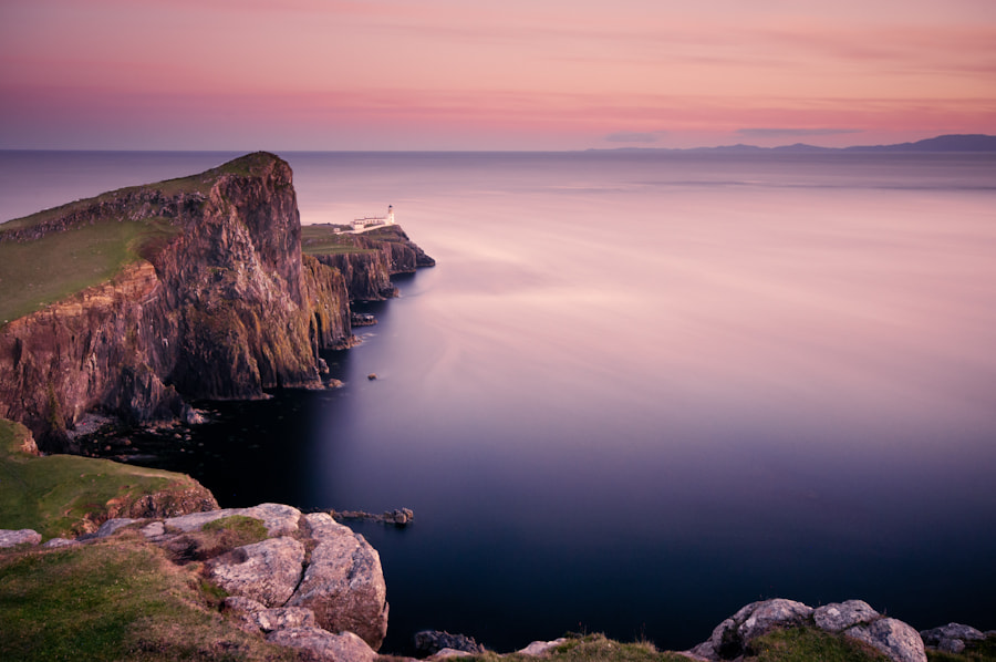 Photograph Neist point by Sidney Bovy on 500px